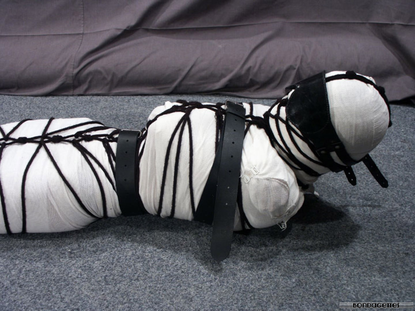 Bdsm Mummification 42