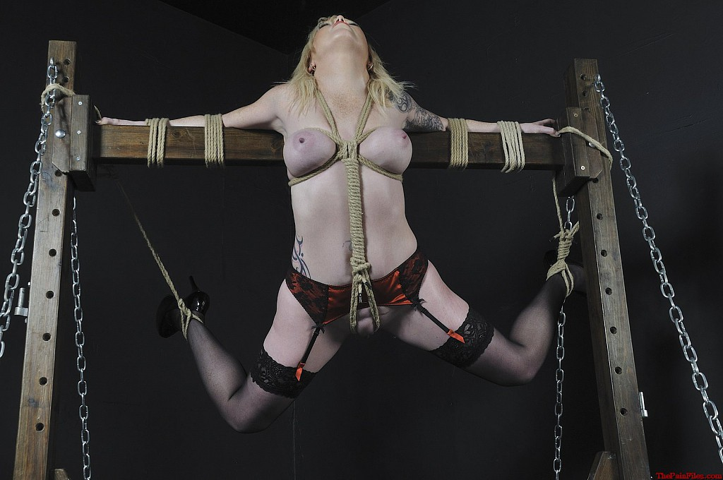 swingerseiten angel in bondage