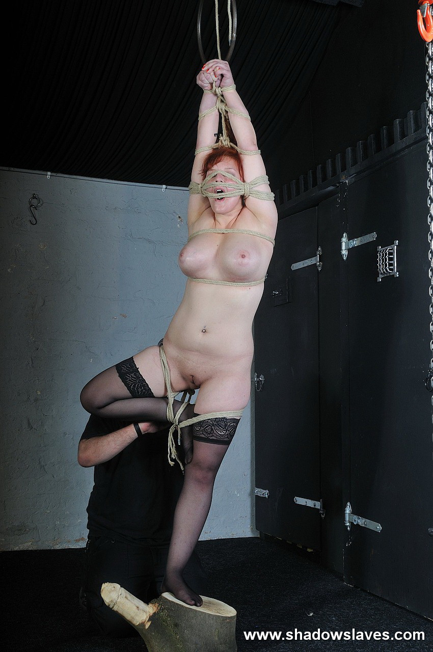Love the chubby bdsm for this