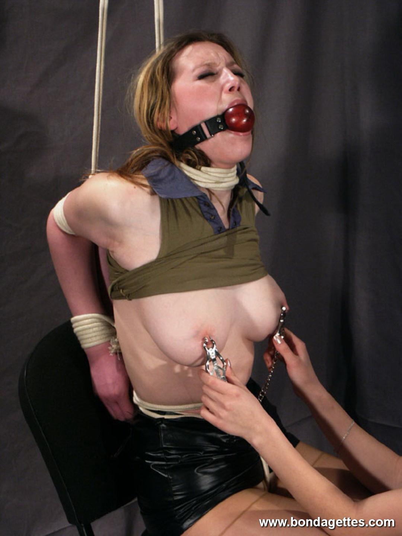 Bondage slave videos
