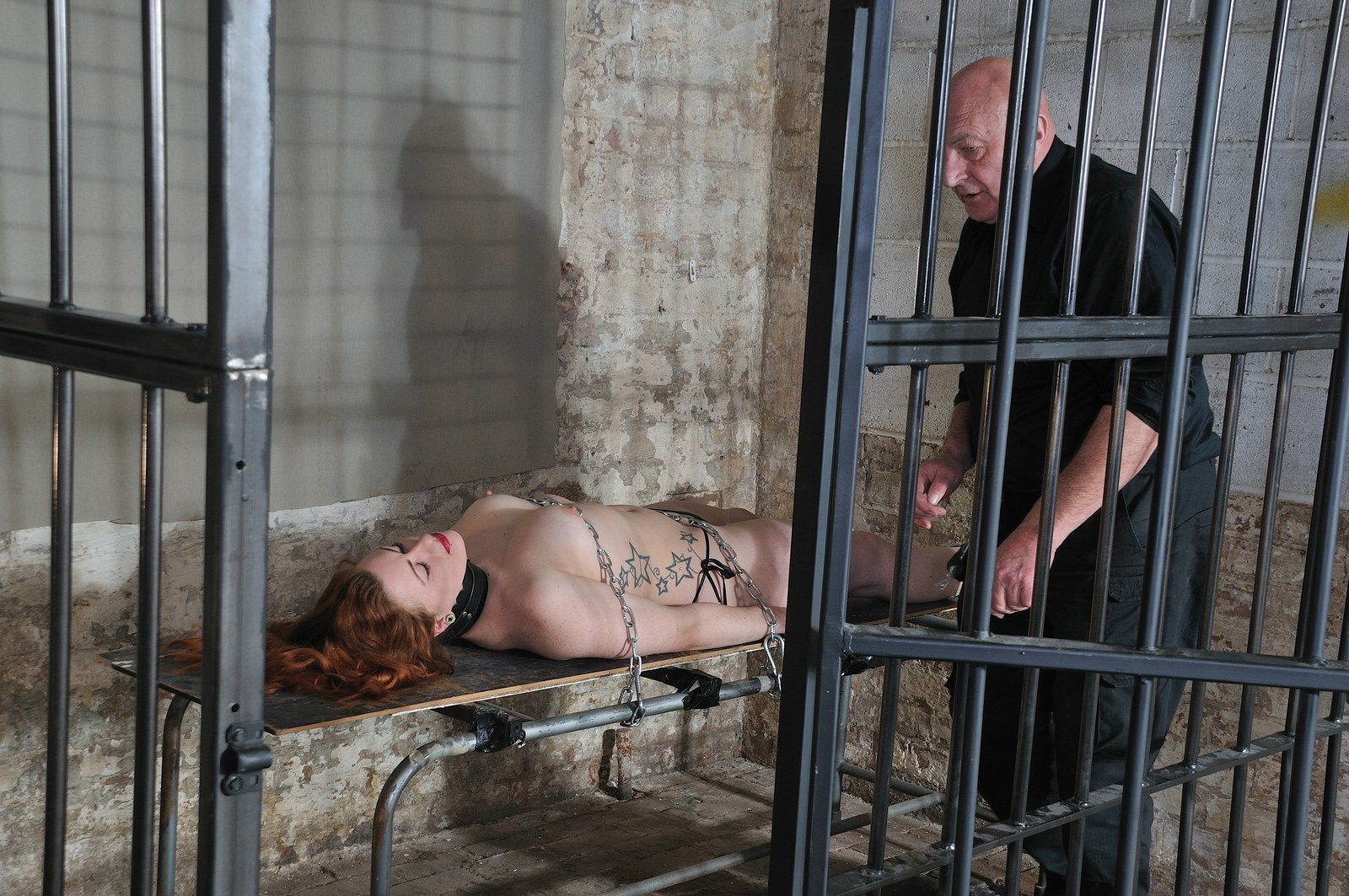 Opinion Bdsm prison thumbs