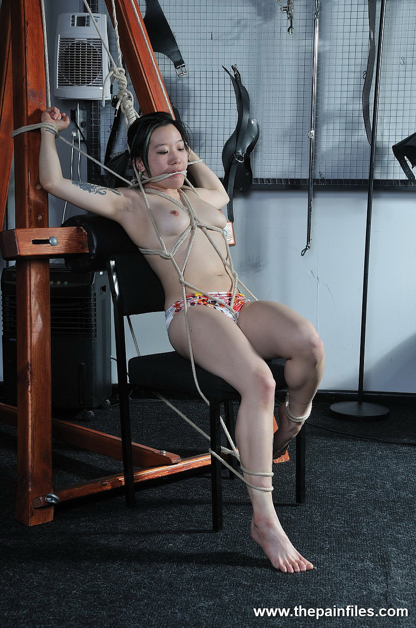 Have amateur asian anal bondage visible, not