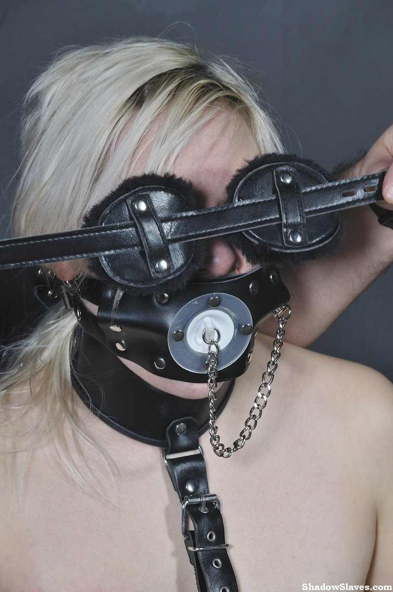 leather bondage sex video