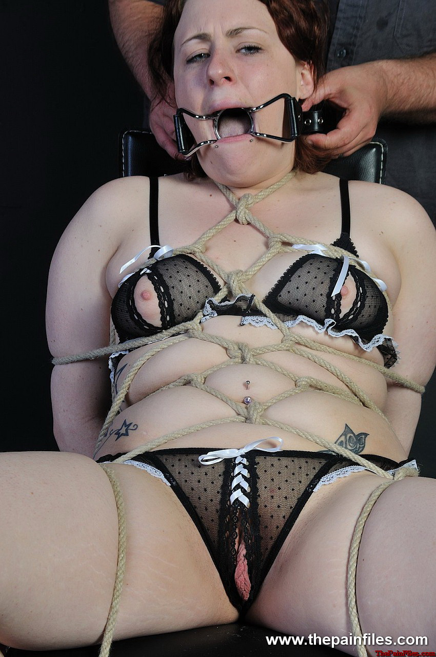 Shorty with chubby bdsm