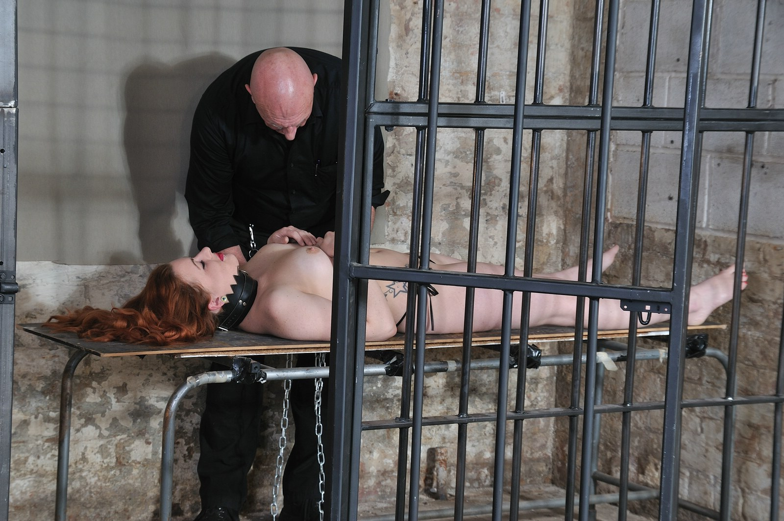 Chained Porn